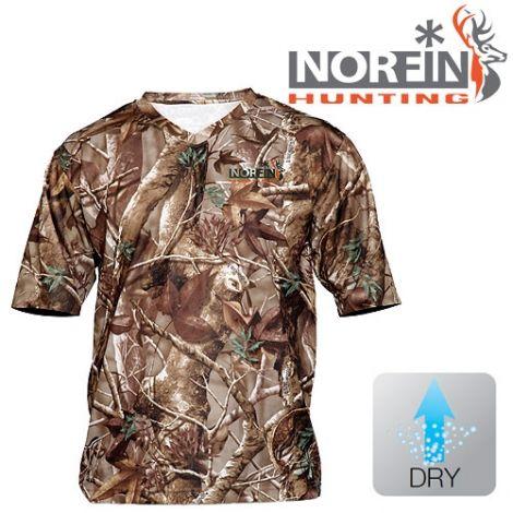 Футболка Norfin (Норфин) Hunting ALDER PASSION GREEN