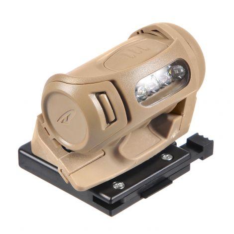 Нашлемный фонарь Princeton Tec FRED Tactical