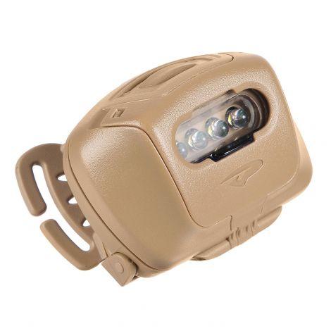 Нашлемный фонарь Princeton Tec Quad Tactical MPLS