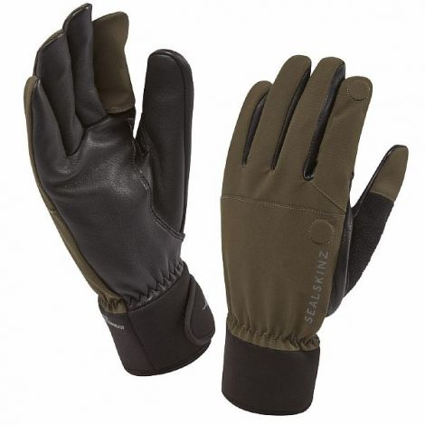 Зимние тактические перчатки SealSkinz SHOOTING GLOVES