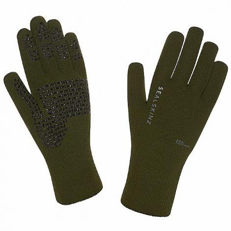 Тактические водонепроницаемые перчатки SealSkinz ULTRA GRIP
