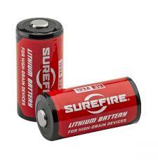 Батарейки 123 A Surefire