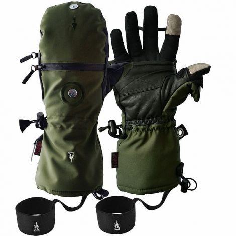 Тактические зимние сенсорные перчатки Heat 3 Smart