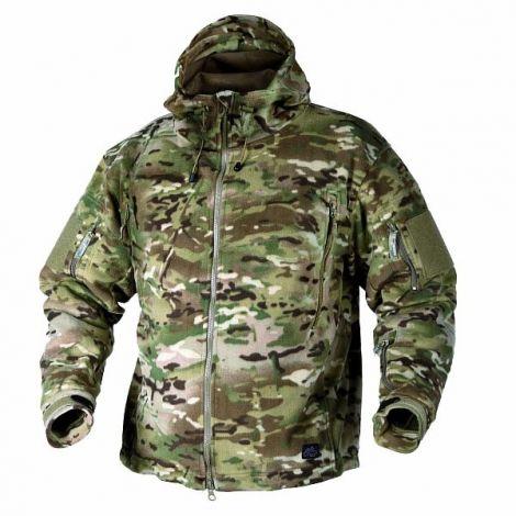 Флисовая куртка с капюшоном Helikon-Tex Patriot
