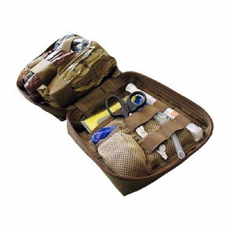 Тактический набедренный подсумок с медицинским комплектом Tactical Medical Solutions