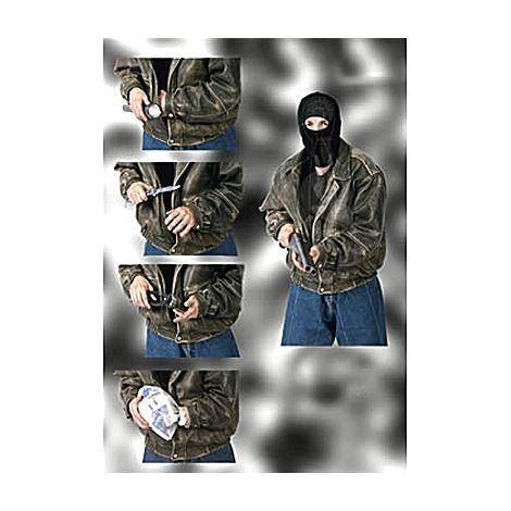 Серия тактических мишеней для стрельбы. Мишень №2 ESP