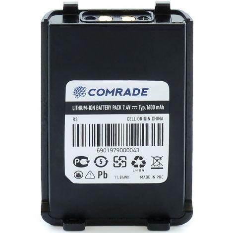 Аккумулятор Comrade R3 АКБ