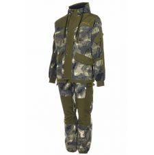 Мужской костюм Горка 5 (серые облака) для охоты и рыбалки
