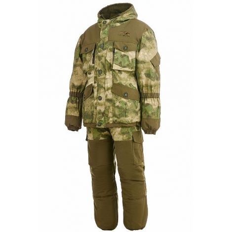 Мужской костюм Горка 7 (атакс) для охоты и рыбалки
