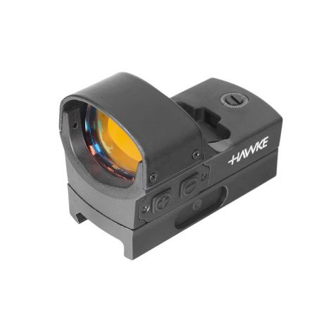 Прицел коллиматорный Hawke Reflex Red Dot Sight ~ Digital Control Large(5 МОА)