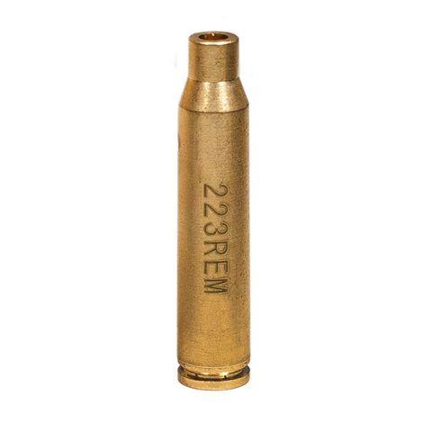 Лазерный патрон холодной пристрелки калибр 223rem (5,56x45)
