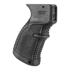 Эргономичная прорезиненная пистолетная рукоятка АК47/74 FAB Defense