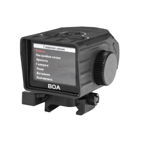 Тепловизионный прицел 3E BOA 3X