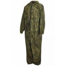Мужской костюм Маскхалат-комбинезон КЛМК для охоты и рыбалки