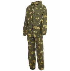 Мужской костюм Маскхалат Березка Желтая для охоты и рыбалки