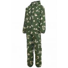Мужской костюм Маскхалат Березка Серая для охоты и рыбалки