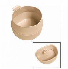 Кружка 'FOLD-A-CUP' MIL-TEC 200мл, цвет Khaki