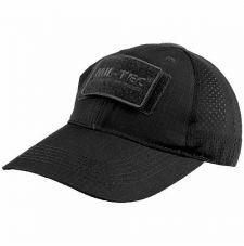 Бейсболка NETZ MIL-TEC, цвет Black