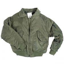 Куртка летная BASIC CWU, цвет Olive
