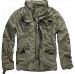 Куртка BRITANNIA Brandit, цвет Olive