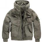 Куртка Bronx Brandit, цвет Olive