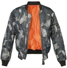 Куртка летная МА1 Brandit, цвет Night Camo Digital