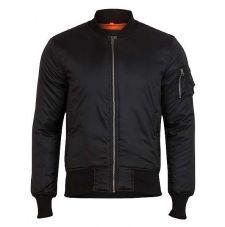 Куртка BASIC BOMBER Surplus, цвет Black