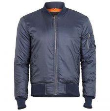 Куртка BASIC BOMBER Surplus, цвет Navy