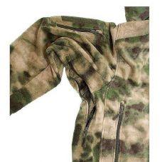 Флисовая куртка DELTA MIL-TEC, цвет Mil-Tacs FG
