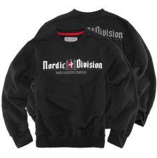 Толстовка Classic N.DIVISION, цвет Black (BC46)