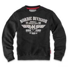 Толстовка Classic NORDIC DIVISION, цвет Black (BC75)