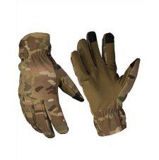 Перчатки SOFTSHELL Thinsulate, цвет Multitarn