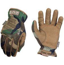 Перчатки FASTFIT Mechanix, цвет Woodland Camo