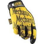Перчатки ORIGINAL Mechanix, цвет Yellow