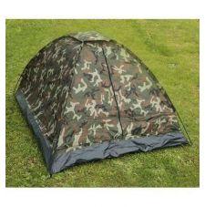 Палатка MILTEC 2-х местная 'IGLU Standart' Woodland