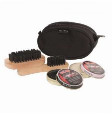 Набор для чистки обуви MIL-TEC, цвет Black