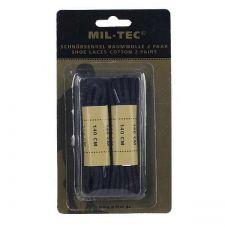Шнурки MIL-TEC, цвет Black (1,4m)