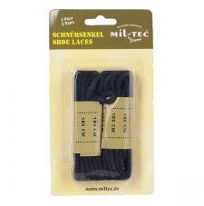 Шнурки MIL-TEC, цвет Black (1,8m)