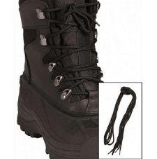 Шнурки MIL-TEC, цвет Pes Black (0,8m)