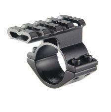 Кольцо на прицел Veber 25 с планкой Weaver