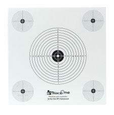 Мишень для стрельбы Strike One №5 бумажная (1 шт )