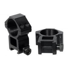 Кольца Leapers AccuShot 30 мм на WEAVER, STM, высокие