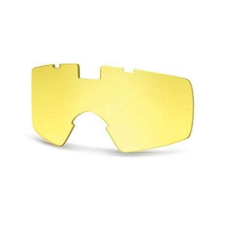 Желтые линзы OTW01A-TF для тактических очков Smith Optics OUTSIDE THE WIRE TURBO FAN