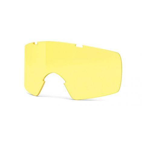 Желтые линзы OTW01A для тактических очков Smith Optics OUTSIDE THE WIRE