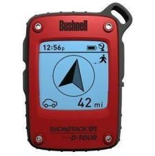 Bushnell BACKTRACK D-TOUR RED 360305
