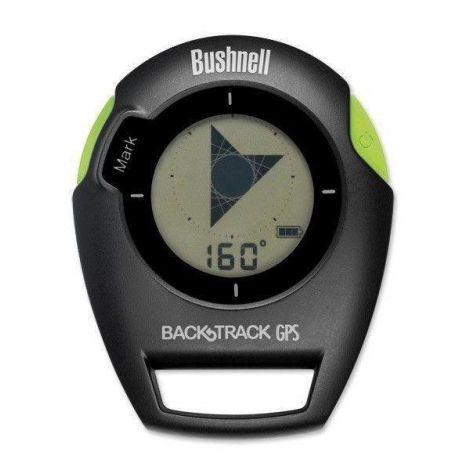 Bushnell Backtrack Black/Green 360411