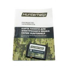 """Карта памяти №5 """"Курообразные"""" для манков Hunterhelp"""