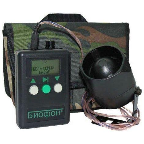 Манок электронный Биофон-8М (90 голосов)