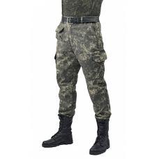 Брюки мужские Gerkon Commando летние кмф т.Смесовая Варан
