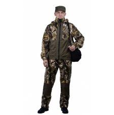 """Флисовый костюм """"Панда"""" кмф """"Смешанный лес"""" с накладками,350г/м2"""